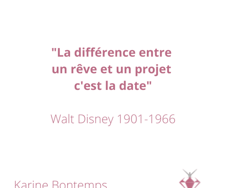 Projet selon Walt Disney